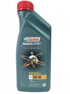 Ulei motor CASTROL MAGNATEC PROFESSIONAL OE 5W40 1000 ml