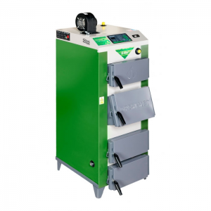 Cazan pe combustibil solid DREWMET MJ-1NM 12 KW 1.1 (LA COMANDA)