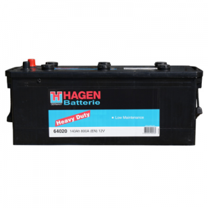 Acumulator HAGEN 64020 HEAVY DUTY EUR