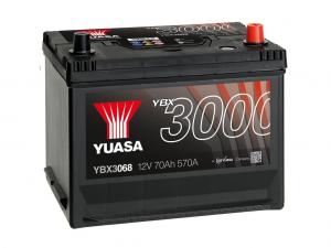 Acumulator YUASA 3000 YBX3068