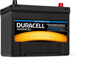 Аккумулятор DURACELL ADVANCED 12V DA 70