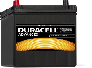 Acumulator DURACELL ADVANCED 12V DA 60L