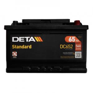Acumulator DETA DC652 STANDARD EUR