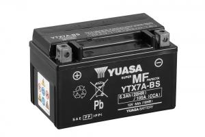 Acumulator YUASA MF VRLA YTX7A-BS