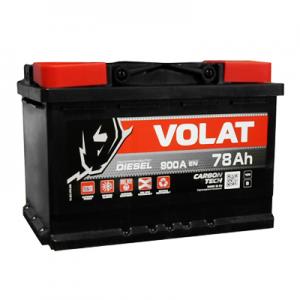 Acumulator VOLAT 6CT 78 AH R+