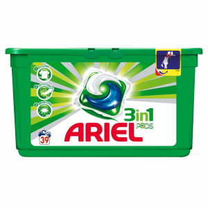 Detergent ARIEL REGULAR 39 buc (39 washes) Capsule