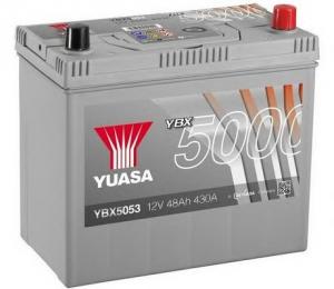 Acumulator YUASA SILVER 5000 HP YBX5053