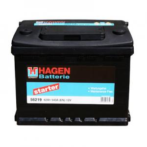 Acumulator HAGEN 56219 STARTER EUR