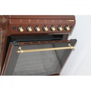 Plita bucatarie WOLSER WL-60602 BRGE RUSTIC BROWN Electrica Gaz