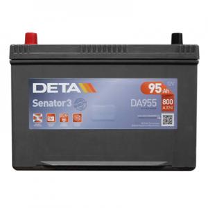 Acumulator DETA DA955 SENATOR JAP-USA