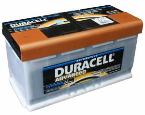 Acumulator DURACELL ADVANCED 12V DA100