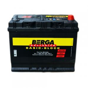 Acumulator BERGA BASIC-BLOCK BB 68 J
