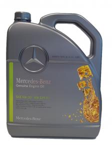 Ulei motor MERCEDES-BENZ MOTORENOL 5W30 229.51 5000 ml