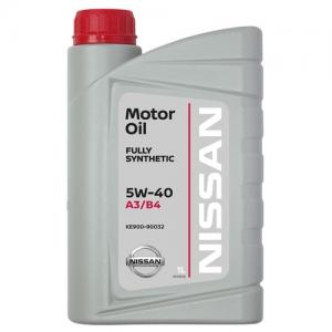 Ulei motor NISSAN  5W40 SN/CF 1000 ml