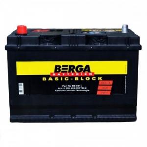 Acumulator BERGA BASIC-BLOCK BB 95L J