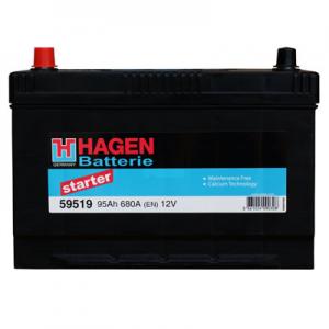 Acumulator HAGEN 59519 STARTER
