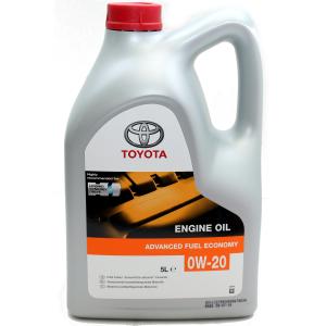 Ulei motor TOYOTA  0W20 5000 ml