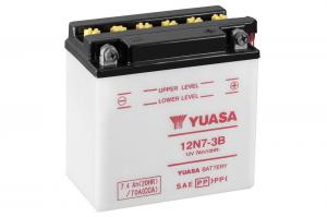 Acumulator YUASA CON 12N7-3B