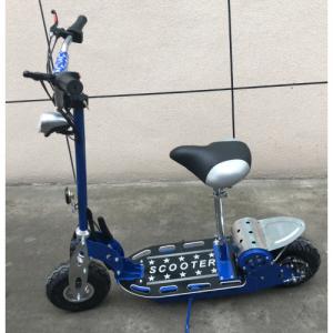 Trotineta  ES-01 (ELECTRONIC) BLUE