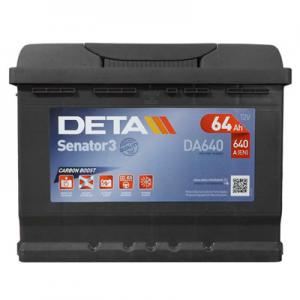 Acumulator DETA DA640 SENATOR EUR