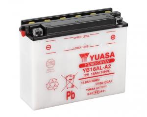 Acumulator YUASA MF VRLA YB16AL-A2