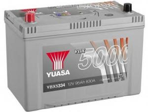 Acumulator YUASA SILVER 5000 HP YBX5334