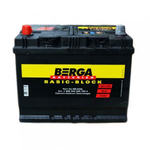 Acumulator BERGA BASIC-BLOCK BB 68L J