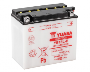 Acumulator YUASA YUMICRON YB16L-B