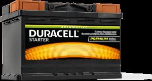 Acumulator DURACELL STARTER 12V DS 72