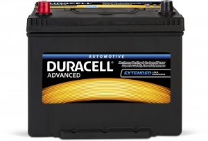 Acumulator DURACELL ADVANCED 12V DA 70L