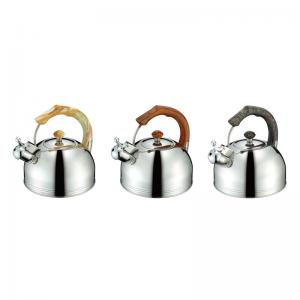 Ceainic PETERHOF SN-1425 inox 2.5 L cu toarta
