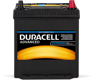 Acumulator DURACELL ADVANCED 12V DA40B