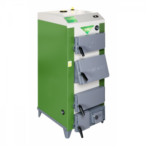 Cazan pe combustibil solid DREWMET MJ-1 10 KW 0.8