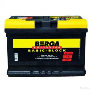 Acumulator BERGA BASIC-BLOCK BB 74