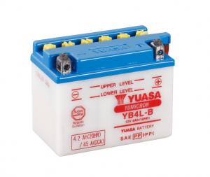 Acumulator YUASA MF VRLA YB4L-B