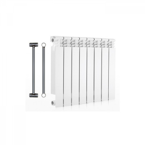 Radiator EUROTERM ETR - B 500/80 Aluminiu