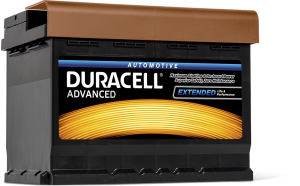 Acumulator DURACELL ADVANCED 12V DA 62H
