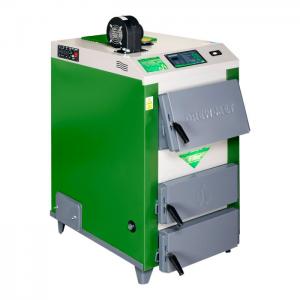 Cazan pe combustibil solid DREWMET MJ-3 20 KW 1.7 (LA COMANDA)