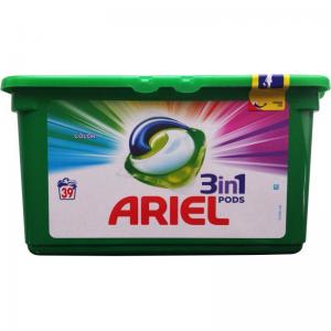 Detergent ARIEL COLOR 39 buc (39 washes) Capsule