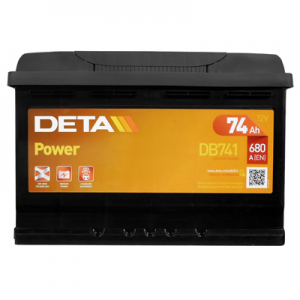 Acumulator DETA DB741 POWER EUR