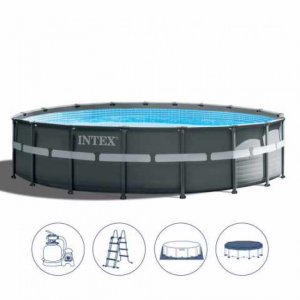 Piscina INTEX ULTRA FRAME (26326) 19156 L