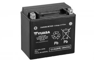 Acumulator YUASA MF VRLA YTX14L-BS